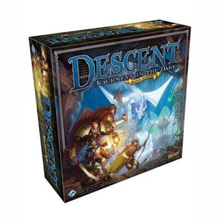 Fantasy Flight Descent: Journeys in the Dark 2nd Edition
