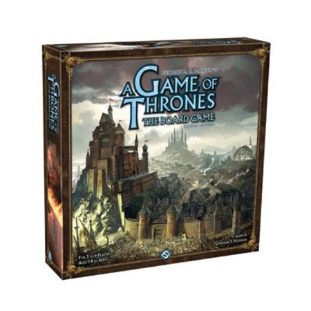 Fantasy Flight Game of Thrones 2nd Edition BS