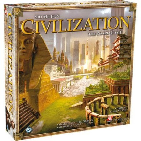Fantasy Flight Sid Meier's Civilization