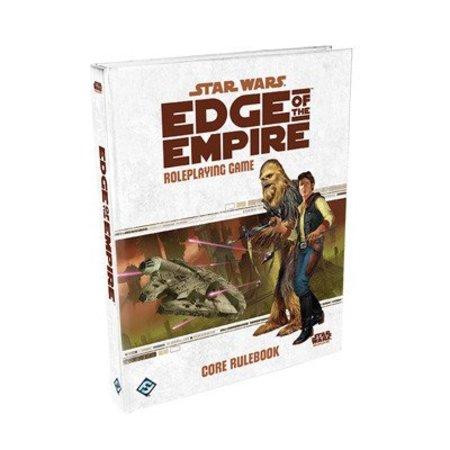 Fantasy Flight Star Wars Edge of the Empire Core Rule Book uc