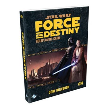 Fantasy Flight Star Wars Force and Destiny: Core Rulebook
