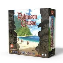 Robinson Crusoe: Adventures on Cursed Island (Eng)