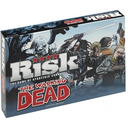 Winning Moves Risk The Walking Dead uc