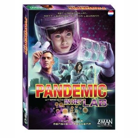 Z-Man Games Pandemic 2nd Edition: In the Lab [Eng]