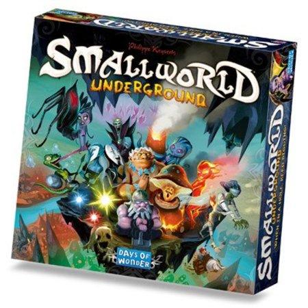 Days of Wonder Small World - Underground