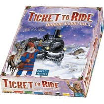 Ticket to Ride - Nordic Countries (Eng)