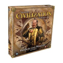 Sid Meier's Civilization Wisdom and Warfare Expansion
