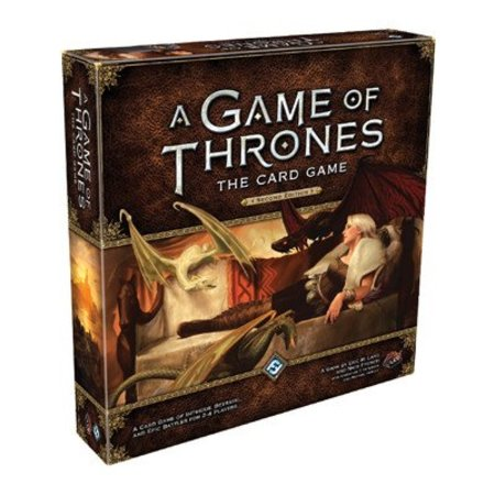 Fantasy Flight Game of thrones 2nd LCG: Core set**
