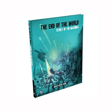 Fantasy Flight The End of the World: Revolt of the Machines RPG