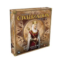 Sid Meier's Civilization Fame and Fortune Expansion