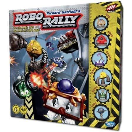 Avalon Hill Robo Rally (Eng)