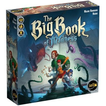 Iello The Big Book of Madness (Eng)