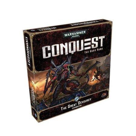 Fantasy Flight Warhammer 40.000 Conquest: The Great Devourer (Eng) - Uitbreiding