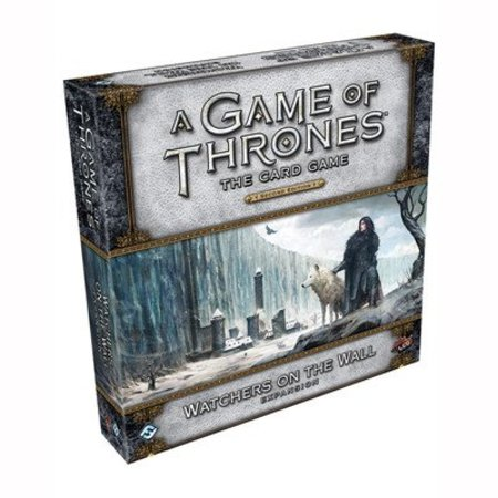Fantasy Flight Game of Thrones 2nd LCG: Watchers on the Wall