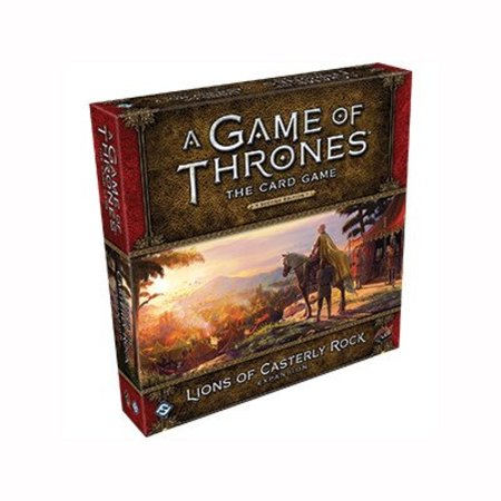 Fantasy Flight Game of Thrones 2nd LCG: Lions of Casterly Rock