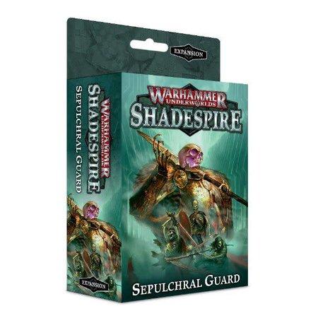 Games Workshop Warhammer Underworlds: Sepulchral Guard