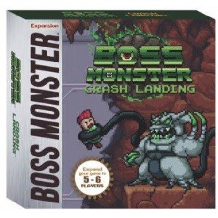Brotherwise Games Boss Monster : Crash Landing