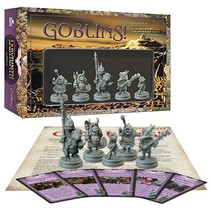 Labyrith: Goblins!