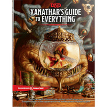 D&D 5th Edition Expansion: Xanathar's Guide to Everything