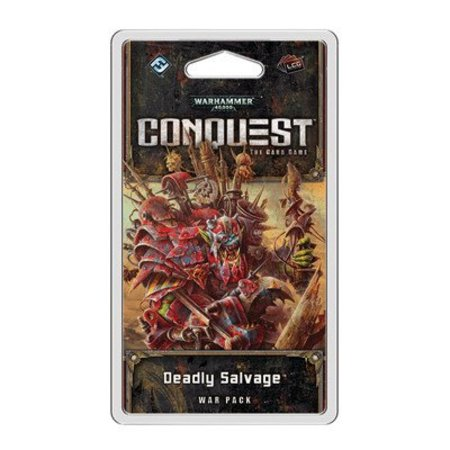 Fantasy Flight Warhammer 40.000 Conquest: Deadly Salvage