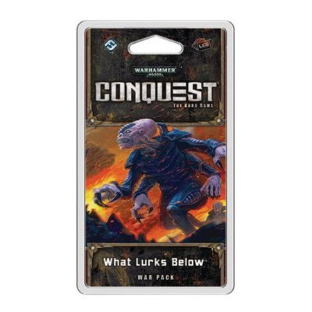 Fantasy Flight Warhammer 40.000 Conquest: What Lurks Below (Eng) - Uitbreiding
