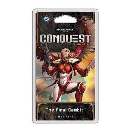 Fantasy Flight Warhammer 40.000 Conquest: The Final Gambit (Eng) - Uitbreiding