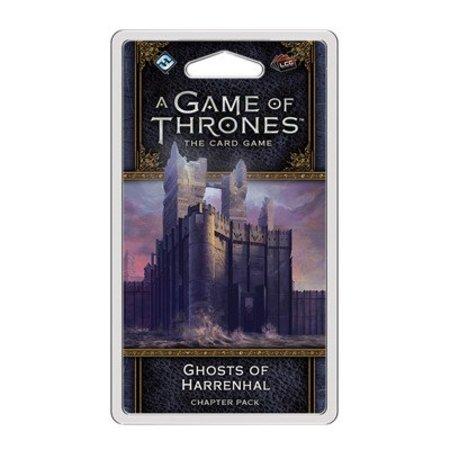 Fantasy Flight Game of Thrones 2nd LCG: Ghosts of Harrenhal