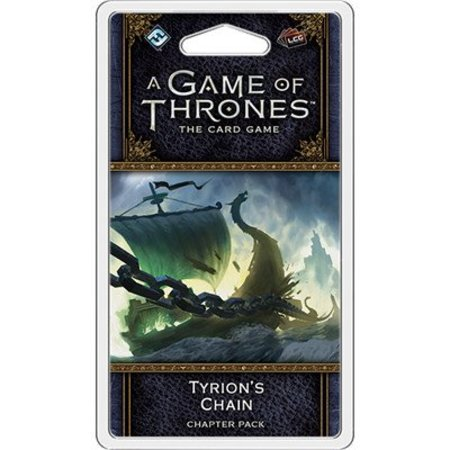 Fantasy Flight Game of Thrones 2nd LCG: Tyrion's Chain