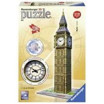 3D Puzzle: Big Ben met Klok UC