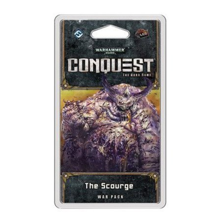 Fantasy Flight Warhammer 40.000 Conquest: The Scourge