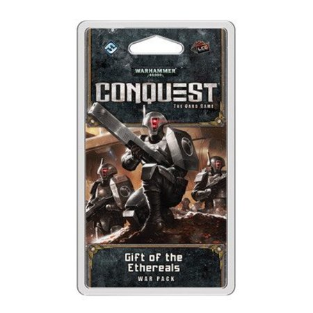 Fantasy Flight Warhammer 40.000 Conquest: Gift of the Ethereals (Eng) - Uitbreiding
