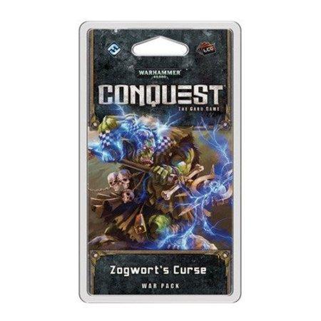 Fantasy Flight Warhammer 40.000 Conquest: Zogwort's Curse (Eng) - Uitbreiding