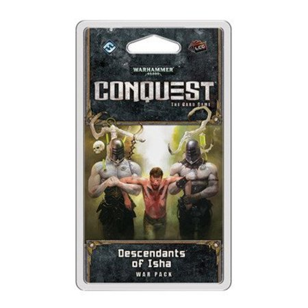 Fantasy Flight Warhammer 40.000 Conquest: Descendants of Isha