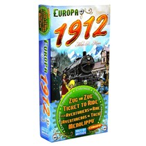 Ticket to Ride - Europa 1912 - Uitbreiding