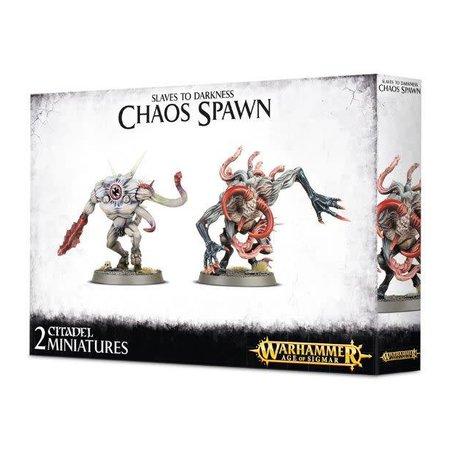 Games Workshop Age of Sigmar/Warhammer 40,000  Daemons of Chaos: Chaos Spawn (AoS Box)