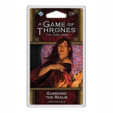 Fantasy Flight Game of Thrones 2nd LCG: Guarding the Realm Chapter Pack