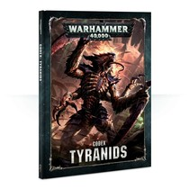 Warhammer 40,000 8th Edition Rulebook Xenos Codex: Tyranids (HC)