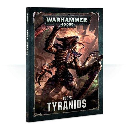 Games Workshop Warhammer 40,000 8th Edition Rulebook Xenos Codex: Tyranids (HC)