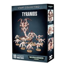 Warhammer 40,000 Xenos Tyranids Start Collecting Set