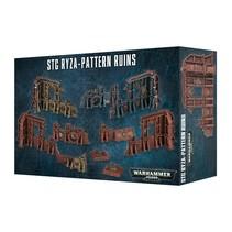 Warhammer 40,000 Terrain: STC Ryza-Pattern Ruins