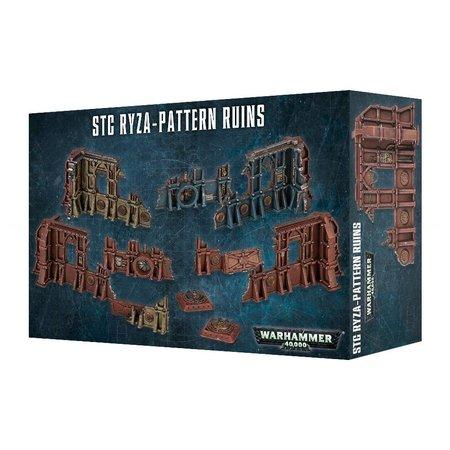 Games Workshop Warhammer 40,000 Terrain: STC Ryza-Pattern Ruins