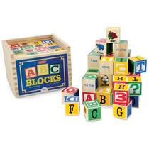 ABC Blocks (Alfabet Blokken)