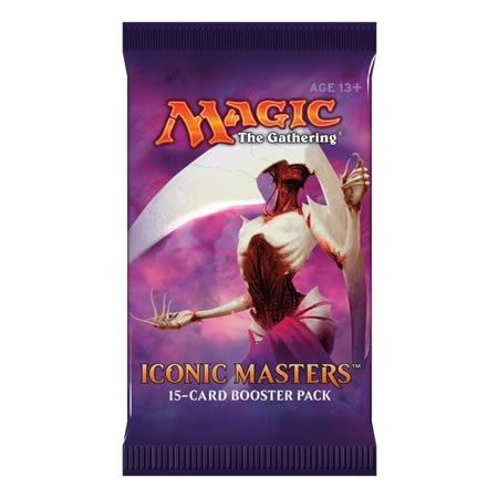 Wizards of the Coast MTG IMA Iconic Masters Booster uc