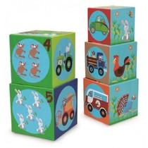 Scratch Stapeltoren Jumbo Cubes