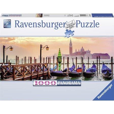 Ravensburger Gondels in Venetië Panorama (1000)