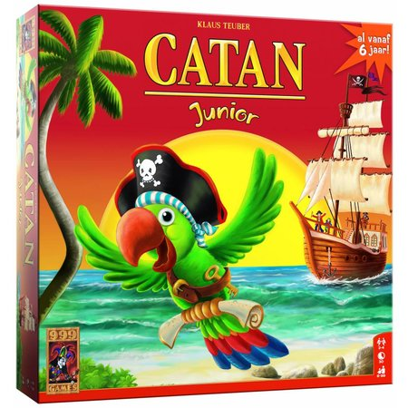 999-Games Kolonisten van Catan Junior Editie