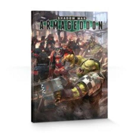 Games Workshop Shadow War: Armageddon Rulebook