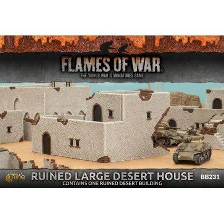GaleForce Nine Ruined Large Desert House