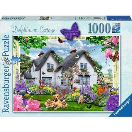 Ravensburger Delphinium Cottage (1000)