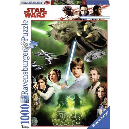 Ravensburger De helden van Star Wars (1000)